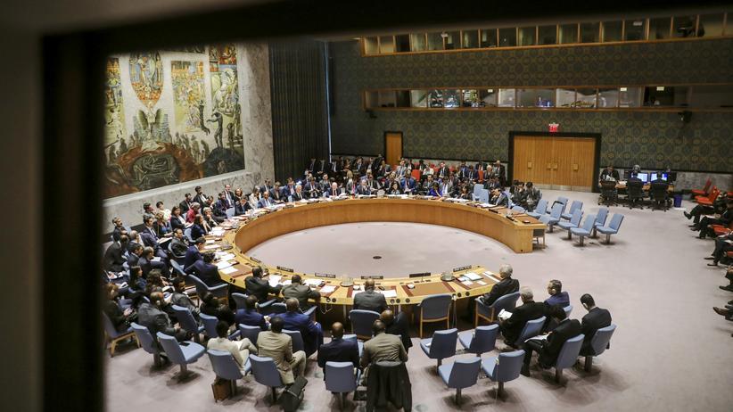 Vereinte Nationen: Den UN geht das Geld aus