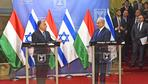 """Netanjahu sieht in Orbán einen """"wahren Freund Israels"""""""