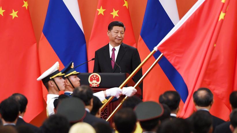 China: Der unsichtbare Dritte
