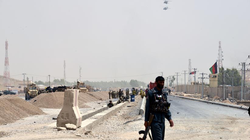 Afghanistan: Drei tschechische Nato-Soldaten getötet