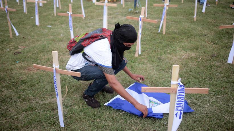 Nicaragua: Regierung widerspricht Menschenrechtlern bei Totenzahlen