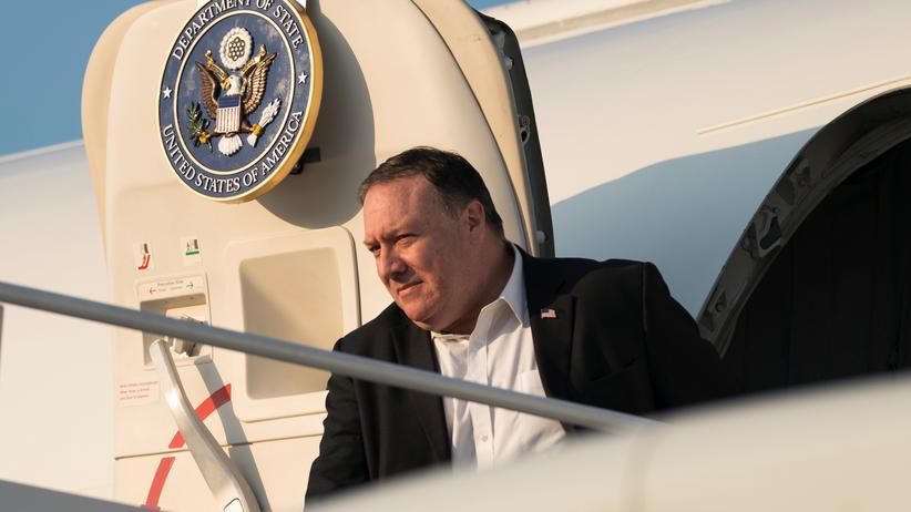 Afghanistan: US-Außenminister sieht Fortschritte in Gesprächen mit Taliban