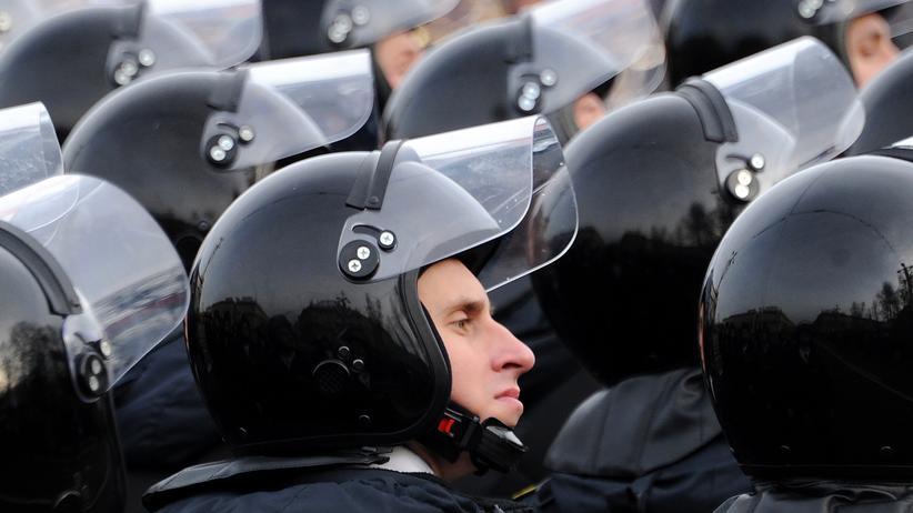 Medien: Viele Journalisten in Belarus festgenommen