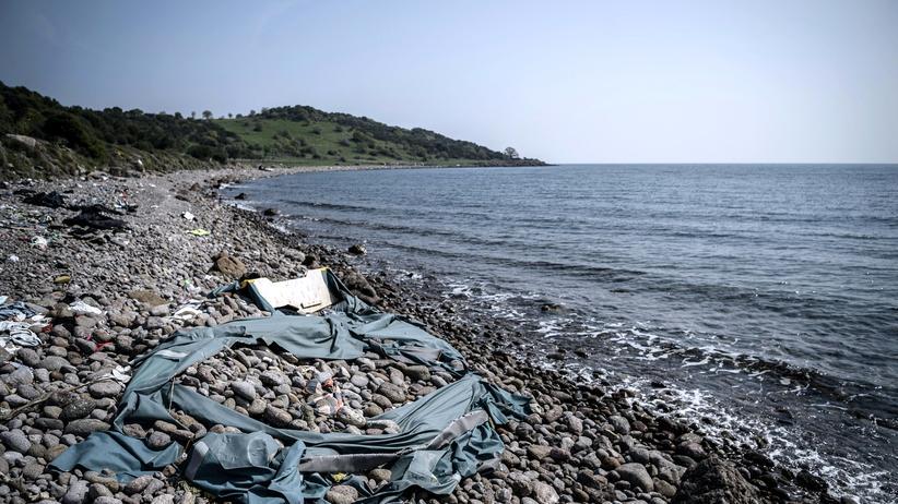 Türkische Küste: Neun Menschen sterben bei Untergang von Flüchtlingsboot