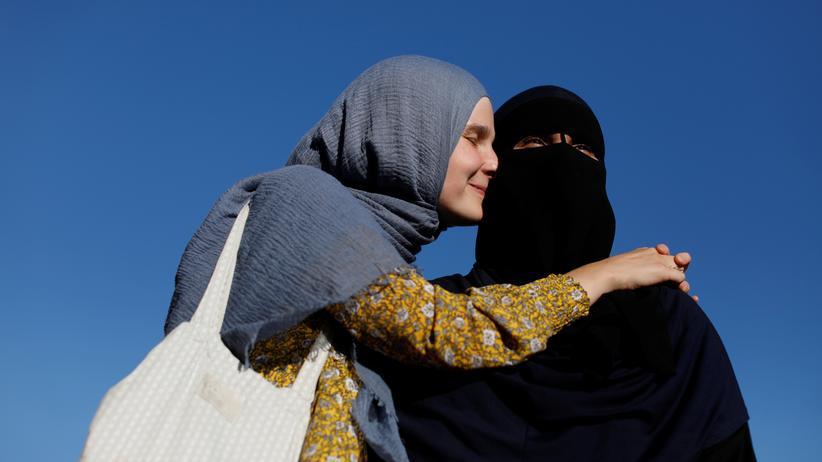 Gesichtsverschleierung in Dänemark: Nicht ohne meine Burka