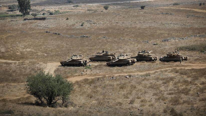 Golanhöhen: Russland will UN bei Patrouillen helfen