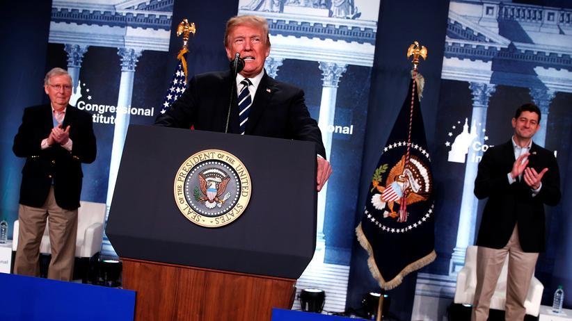 US-Republikaner: Im Zweifel für den Präsidenten
