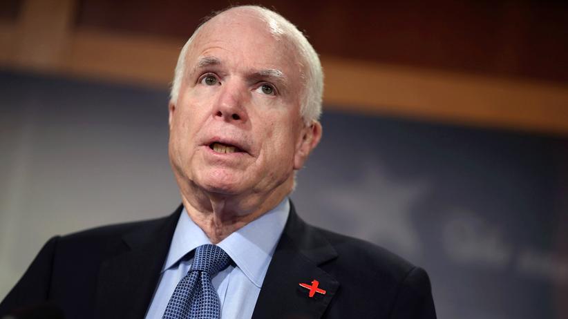 John McCain: Ein Abschiedsbrief gegen die Spaltung des Landes