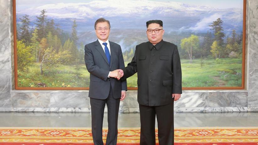 Kim Jong Un und Moon Jae In: Nord- und Südkorea vereinbaren drittes Gipfeltreffen