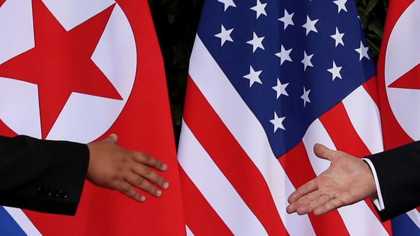 """Kim Jong Un: Trump will keine """"Kriegsspiele"""" mehr vor Nordkorea"""