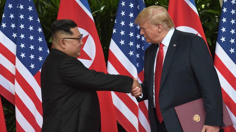 Koreakrise: USA verhängen neue Sanktionen gegen Nordkorea