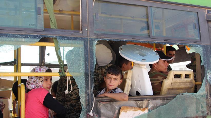 """Krieg in Syrien: """"Die letzte enorme Sorge ist Idlib"""""""