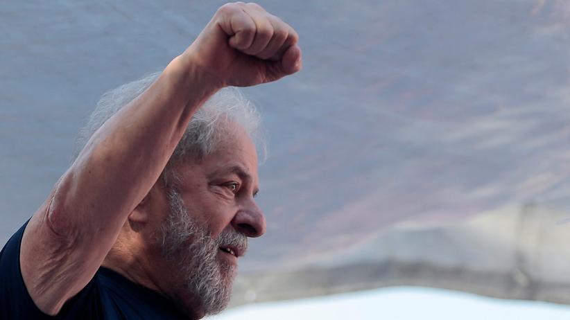 Brasilien: Lula da Silva trotz Haft für Präsidentschaftswahl registriert