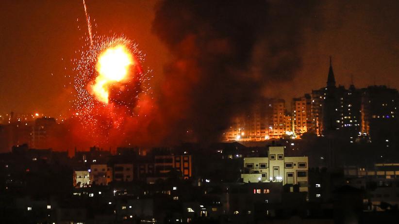 Nahostkonflikt: Drei Tote durch Gewalt an der Gaza-Grenze