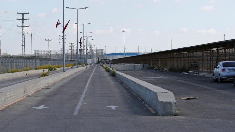 Nahostkonflikt: Israel schließt Grenzübergang zu Gaza
