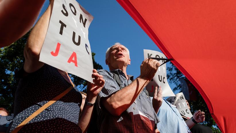 Justizreform: EU-Kommission stellt Polen ein Ultimatum