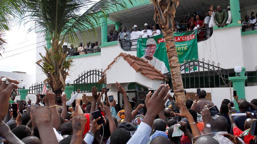 Präsidentschaftswahl in Mali: Opposition in Mali will Wahlergebnis nicht anerkennen