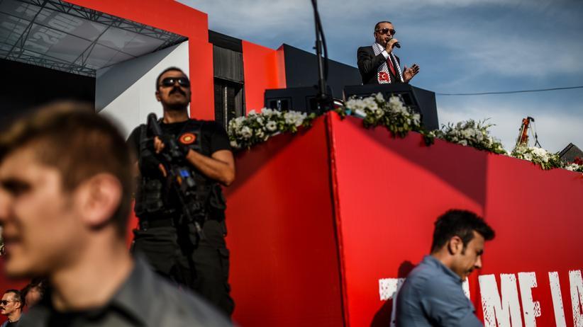 Türkisch-amerikanische Beziehung: Die alte Freundschaft ist vorbei