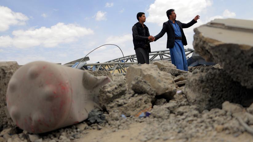 Saudi-Arabien: UN sehen Anzeichen für Kriegsverbrechen im Jemen