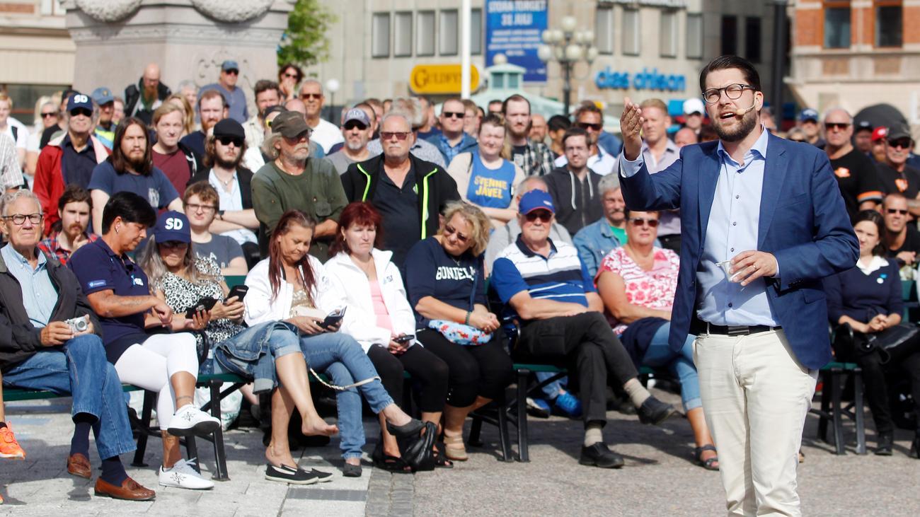 Parlamentswahl: Rechtsdrall in Schweden