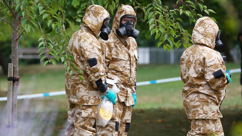 Salisbury: Großbritannien bereitet offenbar Auslieferungsantrag für Russen vor