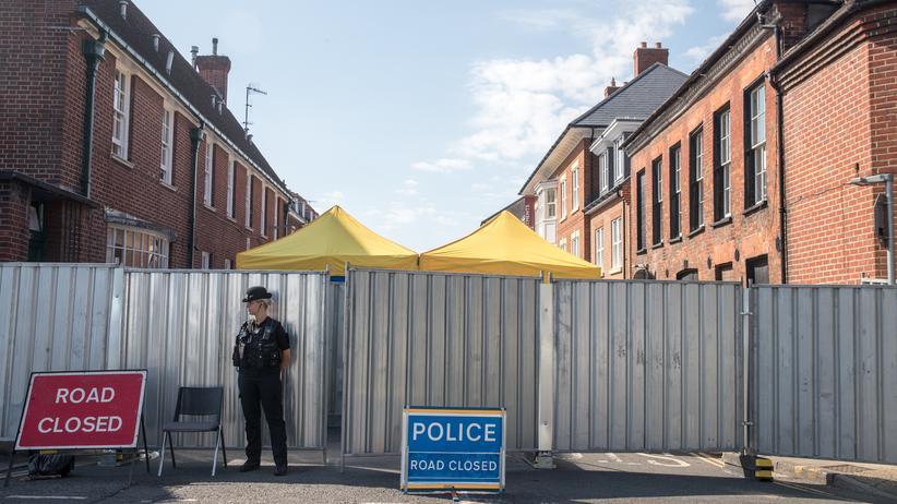 Sergej Skripal: In Salisbury kamen der russische Doppelagent Sergej Skripal und seine Tochter Julija mit dem Gift Nowitschok in Kontakt. Großbritannien macht Russland für den Angriff verantwortlich.
