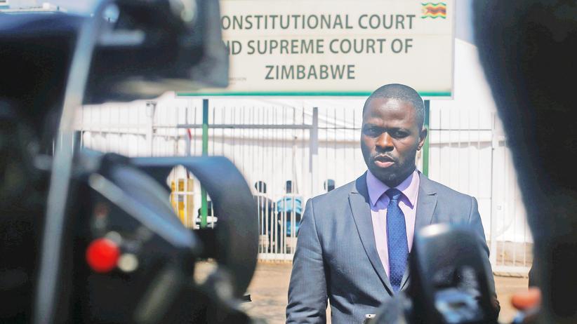 Simbabwe: Gericht bestätigt Wahlerfolg von Präsident Mnangagwa