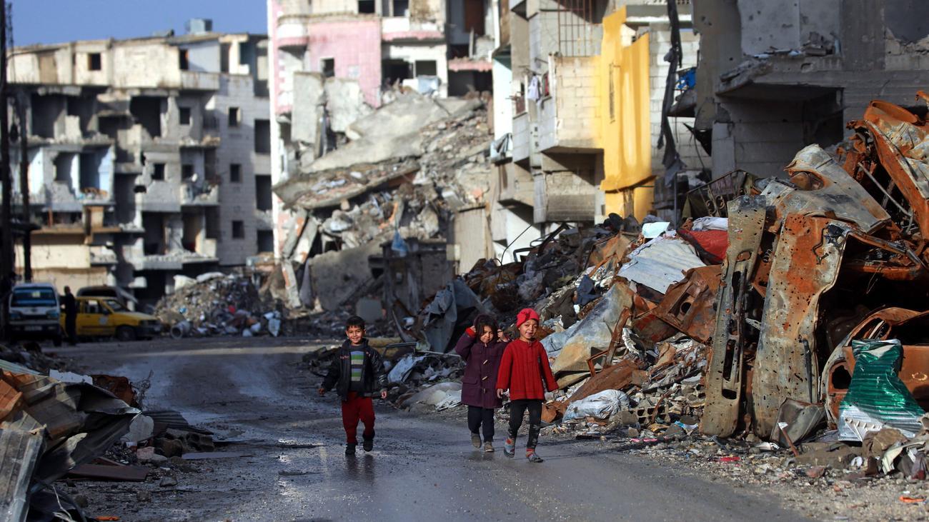 Syrien-Krieg: Saudi-Arabien will Hundert Millionen Dollar für Syrien geben