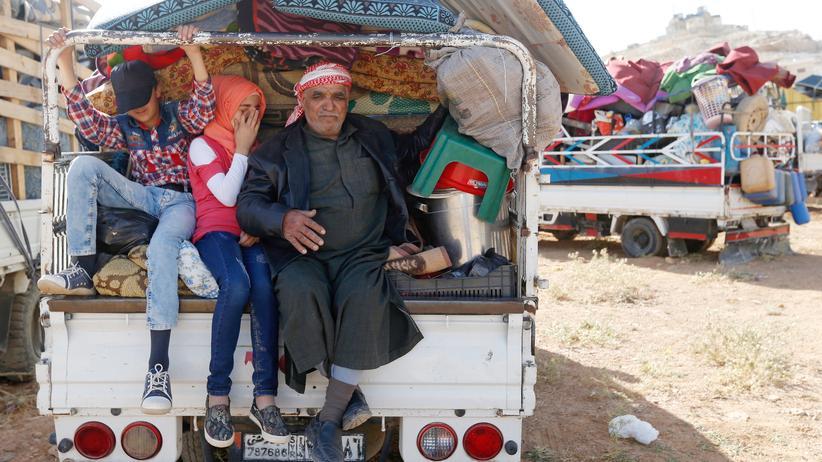 """Syrien: """"Jeder will in seinem eigenen Dorf sterben"""""""