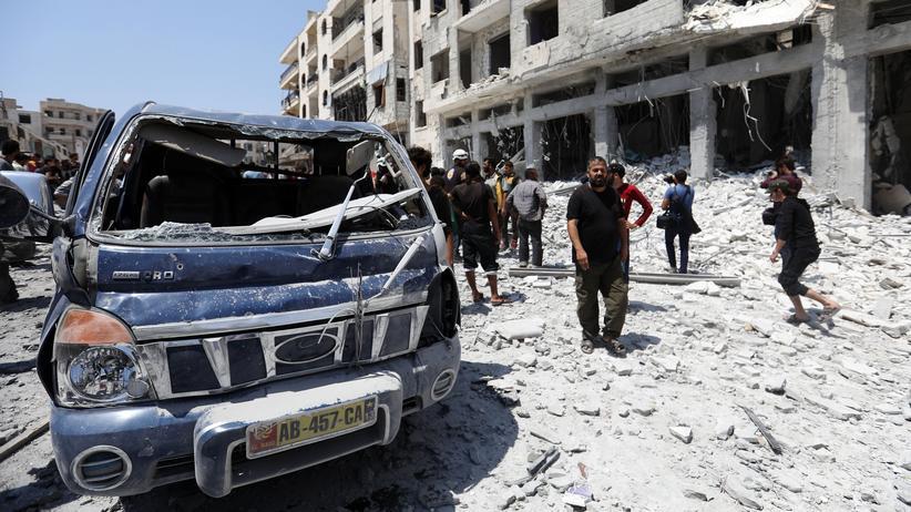 Syrien: Sicherheitsrat warnt vor Katastrophe in Idlib