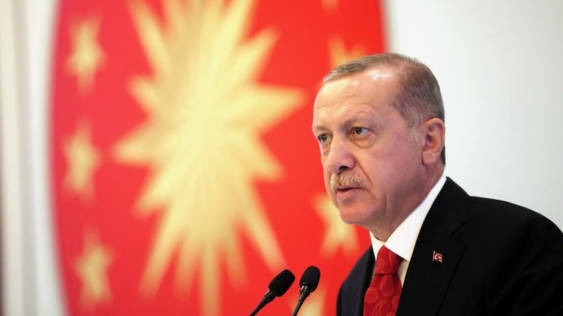 Recep Tayyip Erdoğan: Türkischer Präsident kündigt Boykott von iPhones an