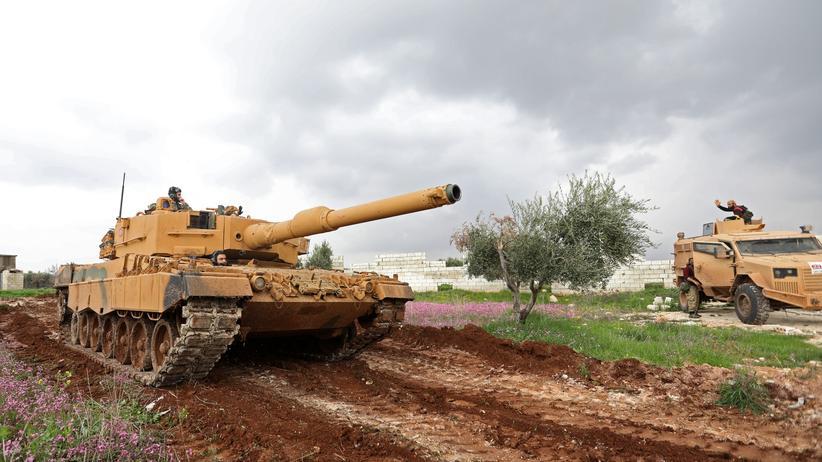 Recep Tayyip Erdoğan: Türkei will Militäreinsätze in Irak und Syrien ausweiten