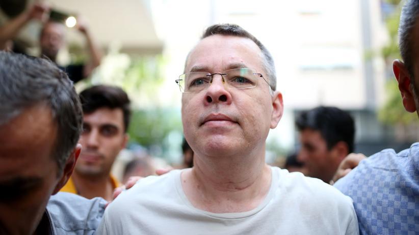 Pastor Andrew Brunson: USA verhängen Sanktionen gegen die Türkei