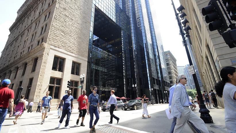 """US-Medien: Bombendrohungen gegen den """"Boston Globe"""""""