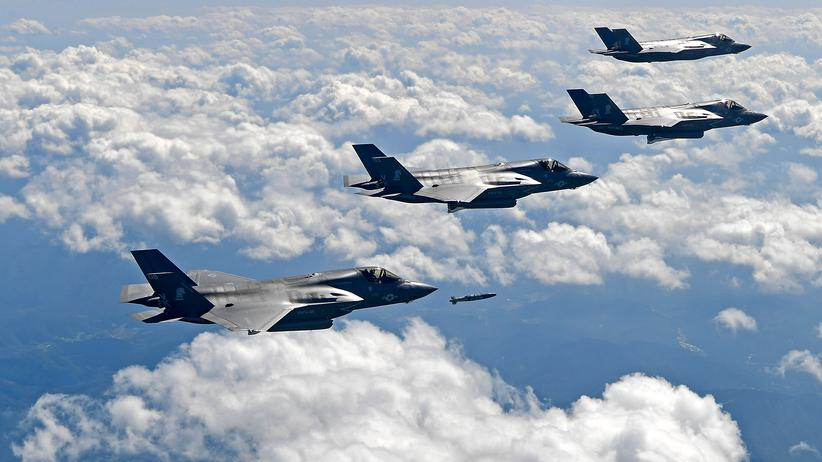Vereinigte Staaten: USA erwägen neue Militärmanöver mit Südkorea