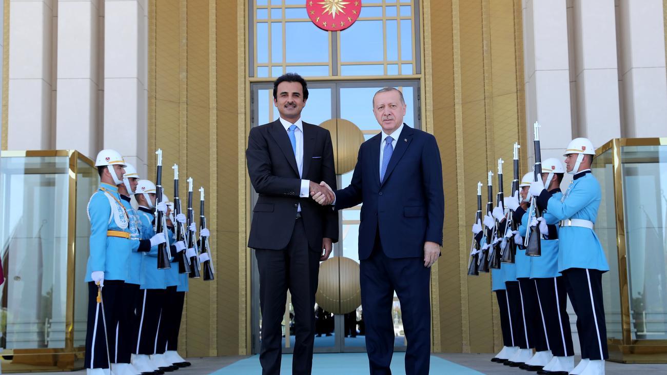 Währungskrise: Türkei erhält...