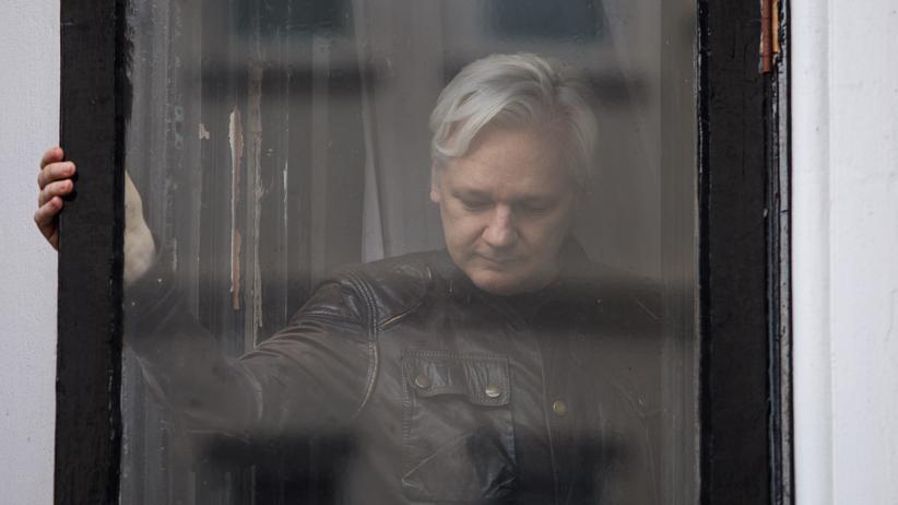 WikiLeaks: Julian Assange soll vor US-Senat zu Russlandaffäre aussagen