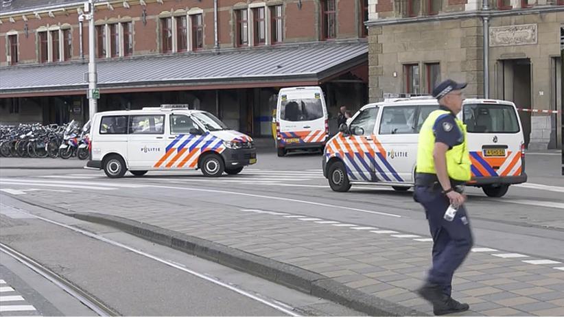 Niederlande: Amsterdamer Ermittler sprechen von Terrorangriff