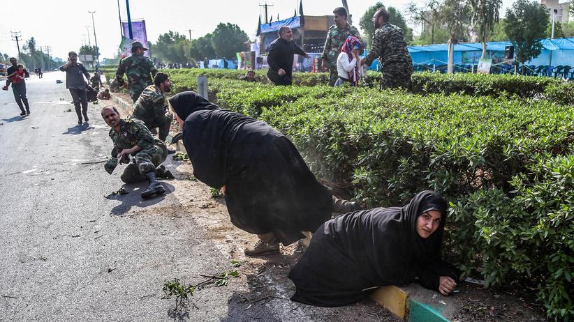 Anschlag auf Militärparade: Iran bestellt drei europäische Diplomaten ein