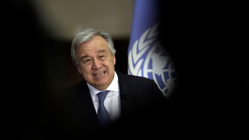 """Syrien: UN-Generalsekretär warnt vor """"Blutbad"""" in Idlib"""