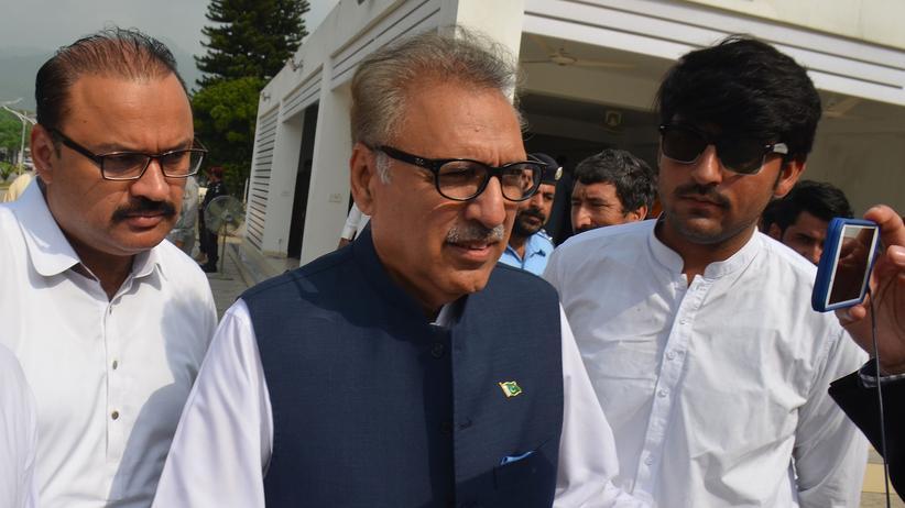 Pakistan: Arif Alvi gewinnt Präsidentschaftswahl