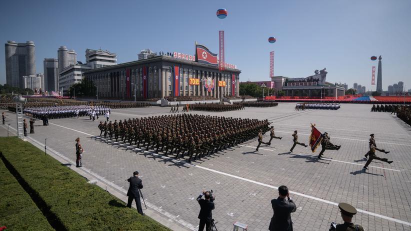 Atomkonflikt: USA erwarten von Nordkorea Denuklearisierung bis 2021