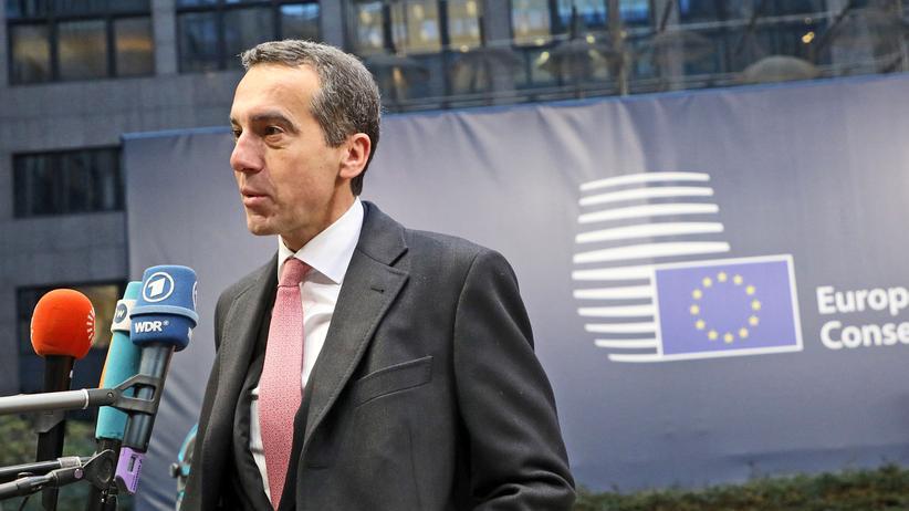 Sozialdemokratische Partei Europas: Christian Kern will Spitzenkandidat bei der Europawahl werden