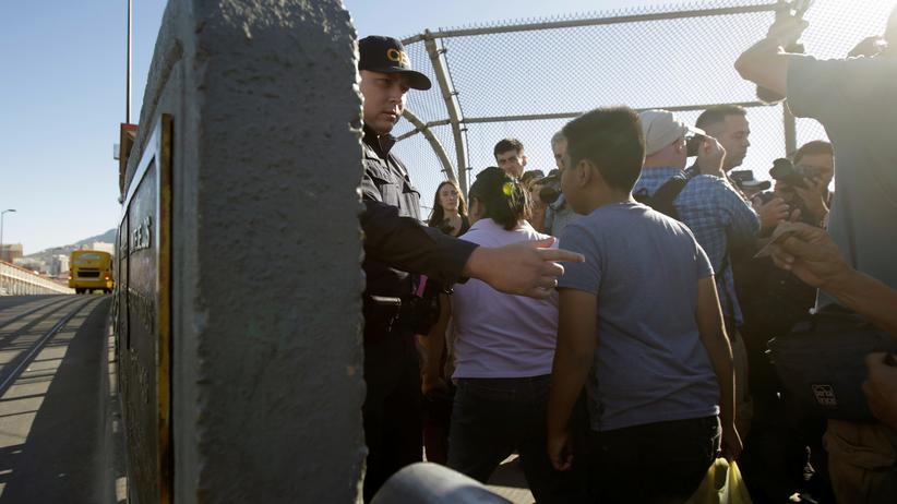 Einwanderung: US-Regierung will Migrantenkinder länger festhalten