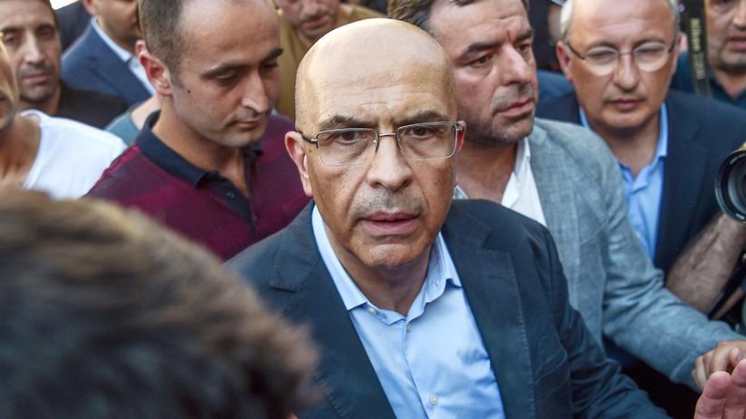 Enis Berberoğlu: Türkischer Oppositionspolitiker kommt vorläufig frei