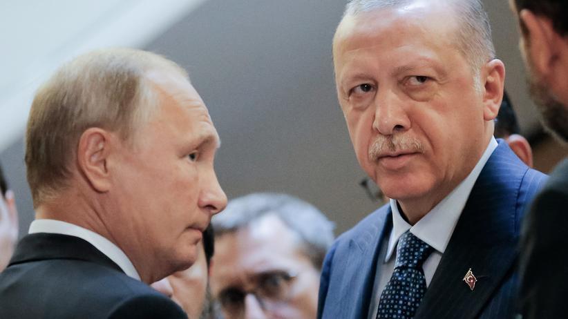 Idlib: Die Grenzen von Putins Macht
