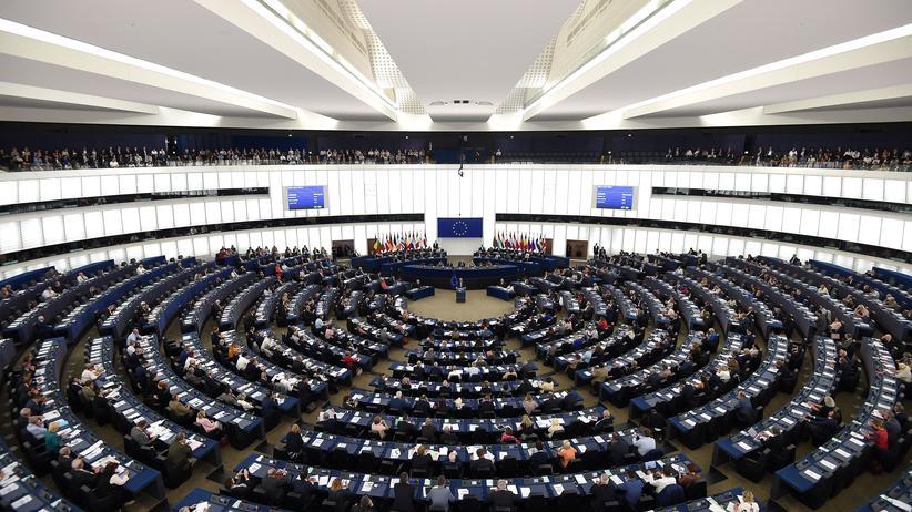Uploadfilter: Das EU-Parlament hat über die Reform des europäischen Urheberrechts abgestimmt.