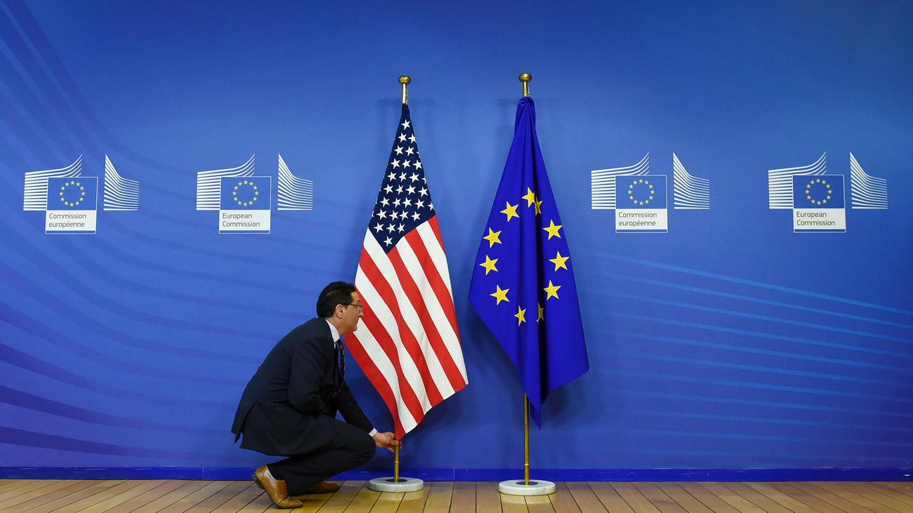 Handelsstreit: EU und USA wollen Handelsgespräche fortsetzen