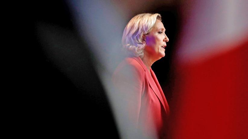 Frankreich: Justiz streicht Marine Le Pens Partei eine Million Euro