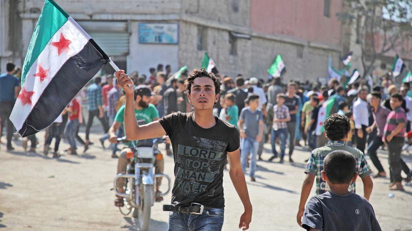 Syrien: Syrisches Rebellenbündnis stimmt demilitarisierter Zone in Idlib zu